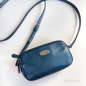 Coach Crossbody Leather Pouch